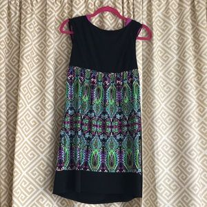 Sleeveless casual dress